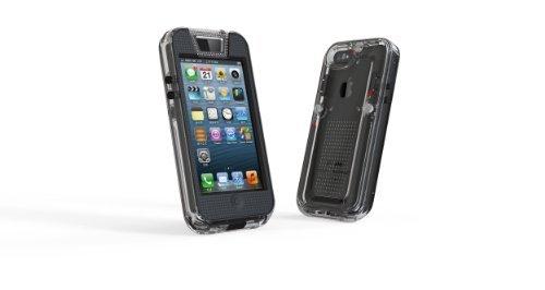 ユニーク 防水・防塵ハードケースカバー iPhone5/5s用 Frog Man H.C. AS003WHI5