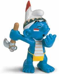 Buy Low Price Schleich Raindancer Smurf Figure (B000MT1RCY)