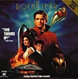 The Rocketeer LASERDISC Widescreen