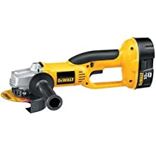 Factory-Reconditioned DEWALT DC410KAR 18-Volt 4-1/2-Inch Cordless Cut-Off Tool