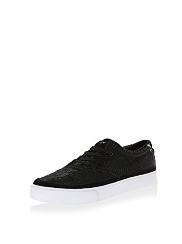 Creative Recreation Men's Prio Black Snake Sneaker 11.5 D (M)
