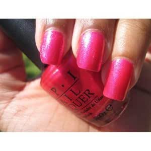 OPI Nice Stems Collection, Be a Dahlia Won't You?