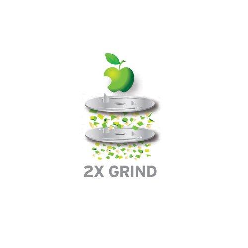 InSinkErator Evolution Compact Garbage Disposal, 3/4 HP Food Waste Disposal Unit