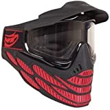 NEW JT FLEX 8 PAINTBALL GOGGLE RED