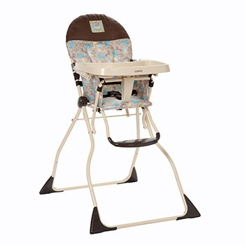 Find Cheap Cosco Slim Fold High Chair, Kontiki