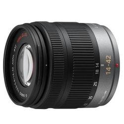 Panasonic Lumix 14-42mm f/3.5-5.6 G Vario Aspherical MEGA OIS Lens for Micro Four Thirds Interchangeable Lens Cameras
