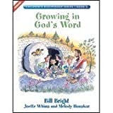 Growing in God's Word (Children's Discipleship Series)