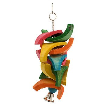 Cheap Mac's Creatures and Critters Quality Natural Bird Toy (B000WTAVBM)