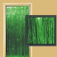 Hanging Curtain/Green