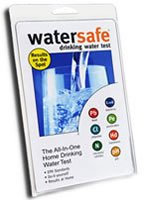 Watersafe WS425B Drinking Water Test Kit