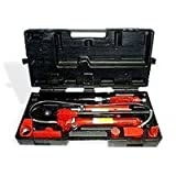 10 Ton Hydraulic Porta Power Auto Body Frame Repair Kit