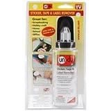 Un Du Products Un-Du Adhesive Remover Low VOC, 4-Ounce, Crafts Direct