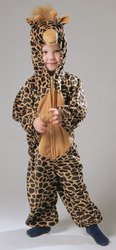 [Toddler Boy's Costume: Giraffe Spotted XS 1 to 2 PROD-ID : 566230] (Giraffe Spotted Plush Toddler Costumes)