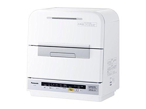 Panasonic 食器洗い乾燥機 ホワイト NP-TM7-W