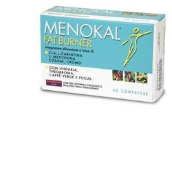 MENOKAL FAT BURNER 60CPR
