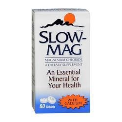 Slow Mag 60 tablets by Roberts