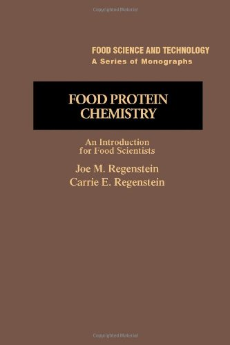 Food Protein Chemistry: An Introduction for Food Scientists (Food Science and Technology (Academic Press))