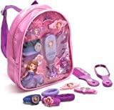 Disney's Sofia the First Mini Backpack with Hair Accessories