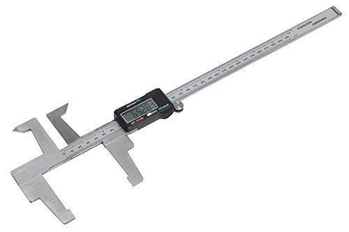 Sealey VS0567 Digital Brake Disc and Drum Calliper, 300 mm/ 12-inch