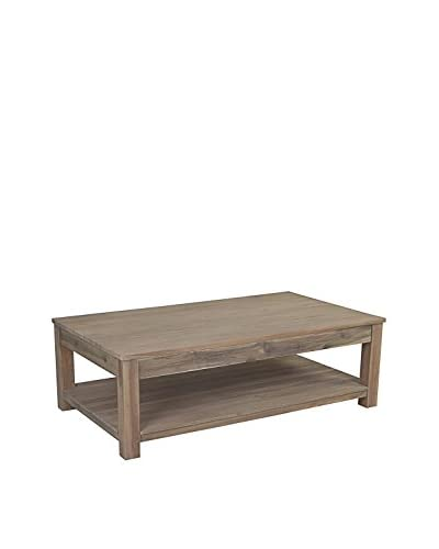 Jeffan Dayton Coffee Table, Natural