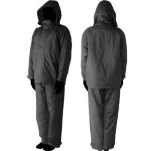 防水防寒上下セット (コート/パンツ) A1-2011 ブラック
