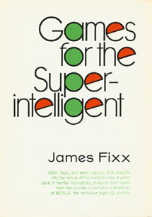 Image for Games for the Superintelligent