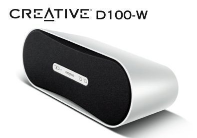 Creative D100 Wireless Bluetooth Speaker (Limited