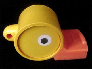 One Dozen (12) Ducky Whistles - Birthday Party Favors [Toy] - 1
