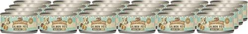 Merrick Purrfect Bistro Grain Free Salmon Pate Canned Cat Fo