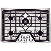 Electrolux Ew30Gc60Ps Built-In Gas Cooktop, 30-Inch, Stainless Steel