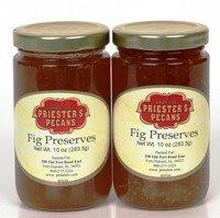 Old-Fashioned Fig Preserves, 2-10 oz. Jars