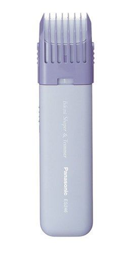 Panasonic ES246AC Bikini Shaper and Trimmer