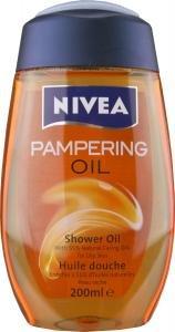 NIVEA SHOWER PAMPERING OIL 200ML