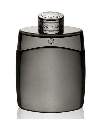 Mont Blanc Legend Intense pour Les Homme Coffret - 100 ml Eau de Toilette Vaporisateur + 100 ml Après-rasage Balm + 100 ml Gel Douche