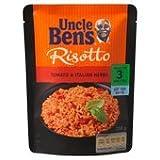 Uncle Ben's Risotto Tomato & Italian Herb 250G