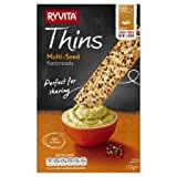 Ryvita Multiseed Thins 125g