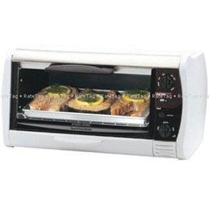 Black & Decker Tro2000 220-Volt Toaster Oven, 19-Liter