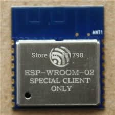 ESP WROOM-2 Wifi modules CE certified