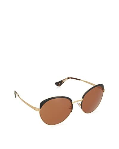 Prada Gafas de Sol 54SS_LAX6N0 (59 mm) Dorado / Negro