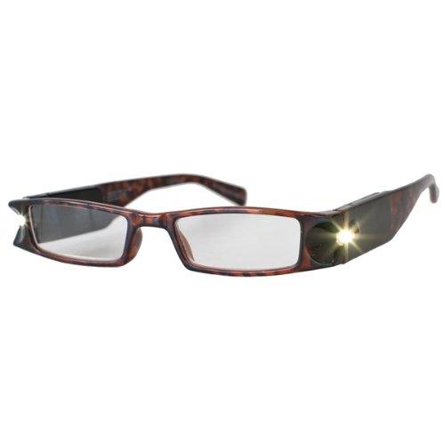 +1.0 Diopter Lightspecs Led Lighted Reading Glasses