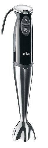 Braun Multiquick 7 MR 700 hand blender - black