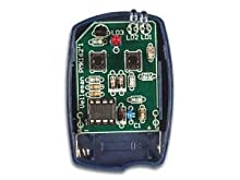 Velleman MK162 2-Channel Ir Remote Transmitter