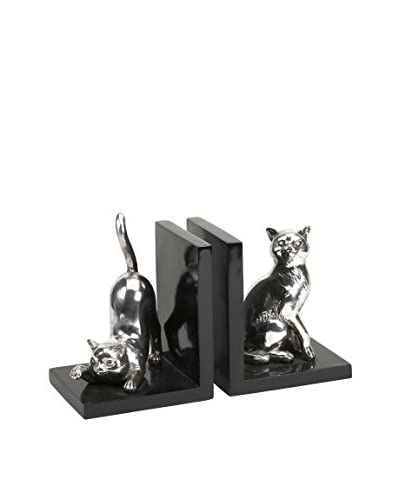 Pair of Cat Bookends
