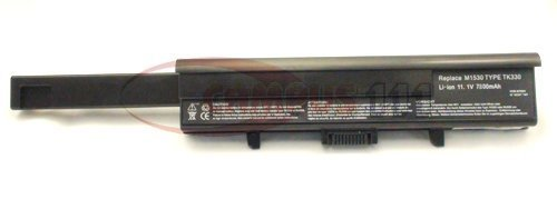 Extended Life [7800mAh 11.1V 9cells] High Capacity Laptop Battery for Dell XPS M1530 series, fits 312-0660 312-0662 312-0663 451-10528 RU030 TK330 XT828 XT832 (Dell Xps M1530 Battery compare prices)