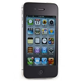 Apple iPhone 4 MC608LL/A 16GB Smartphone Black (AT&T)