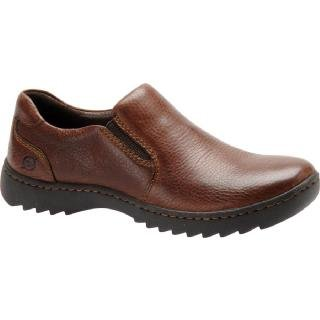 Born Women's Phoebe Slip-On (7, Brown)