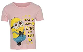 DESPICABLE ME 2 T SHIRT AGE 3-4 YEARS- NEW