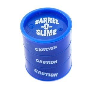 Barrel-o-slime - Blue - 1