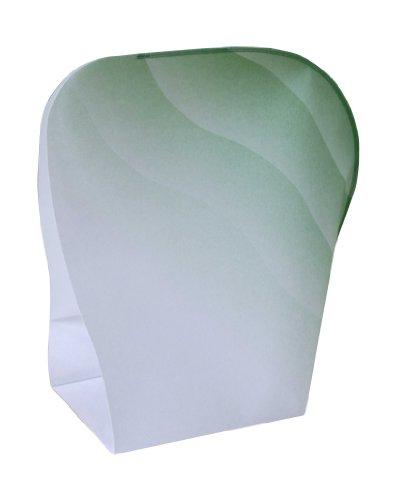 世界初!呼気による安眠・保温・保湿カバー マイドーム ベーシックタイプ <ウエーブグリーン> 高級不織布使用 純国産品