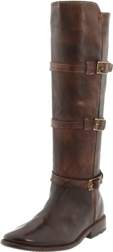 BED:STU Women's Kitty Knee-High Boot